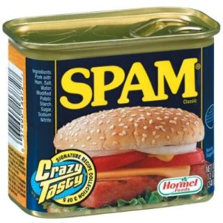 Spam is bad