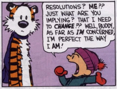 New Years Resolutions for the Internet Lifestyle