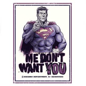 Bizarro Superman and Blog traffic Generation