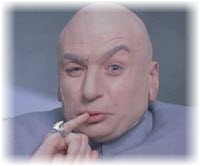 One Million Dollars - Dr. Evil