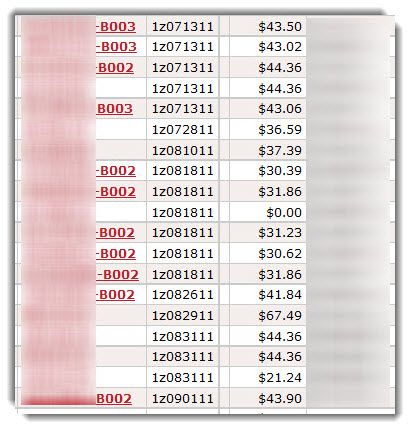 Clickbank Tracking Results