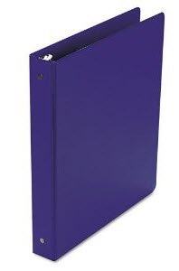 3 Ring Binder to Monitor Web Traffic Stats