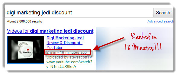 Digi Marketing Jedi Discount