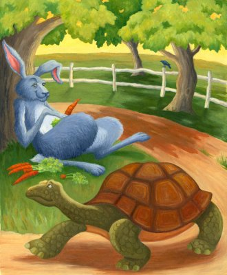 Tortoise and Hare Affiliate Marketer