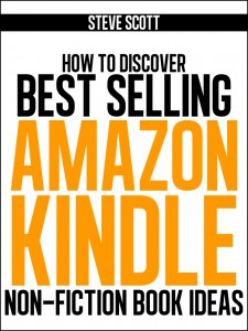 How to Discover Best-Selling Amazon Kindle Non-Fiction Book Ideas