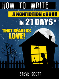 How to Write a Nonfiction eBook in 21 Days