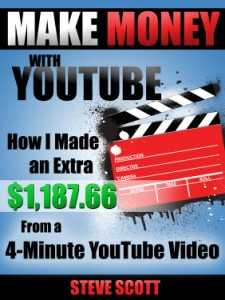 How to Make Money with YouTube Kindle Book